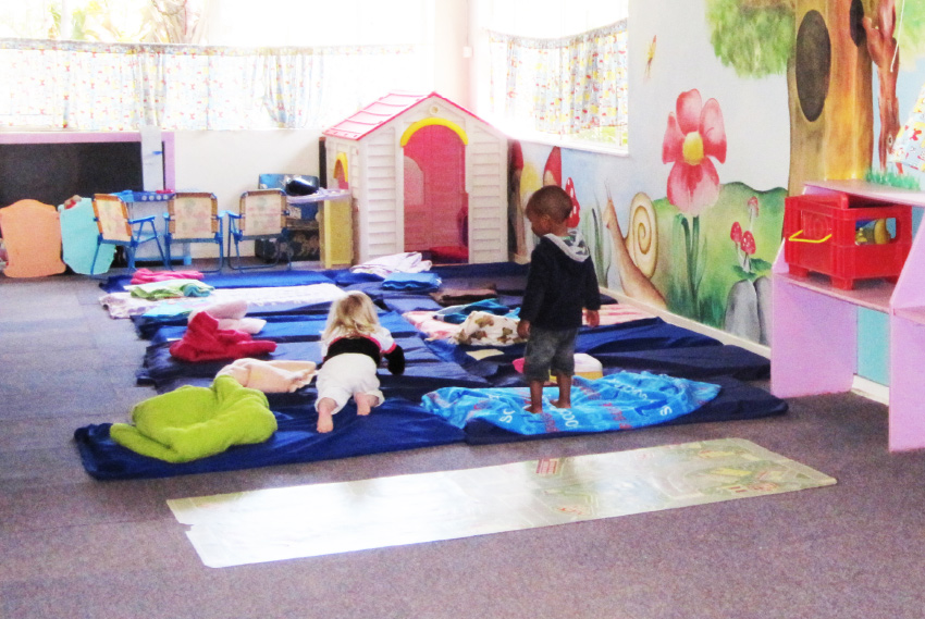 Swan Prep Baby School