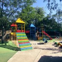 Swan Prep school playground facilities