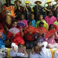 Swan Prep school China theme