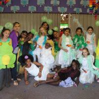 Swan Prep school dress up class